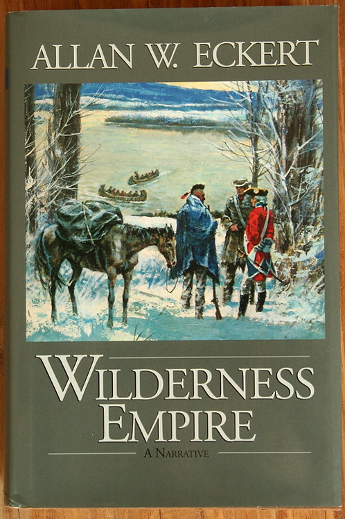 Wilderness Empire -Softcover