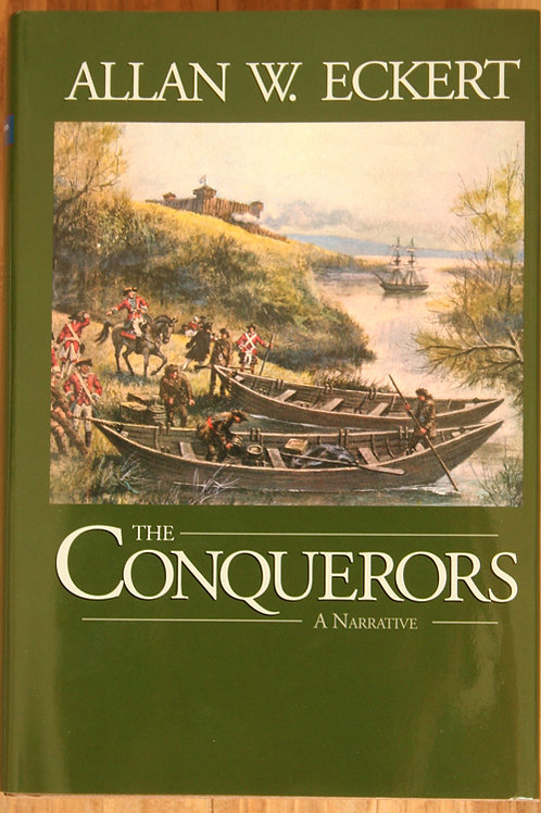 The Conquerors -Softcover