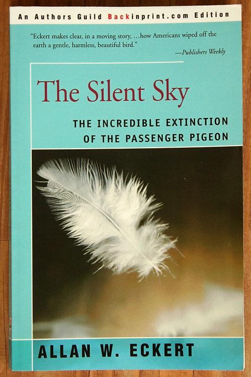 The Silent Sky by Allan Eckert
