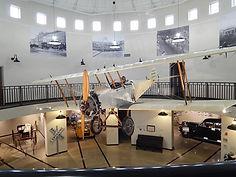 Wissler hanging in museum (9).JPG