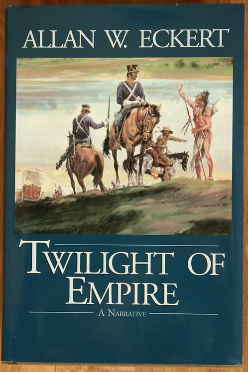 Twilight of Empire -Softcover