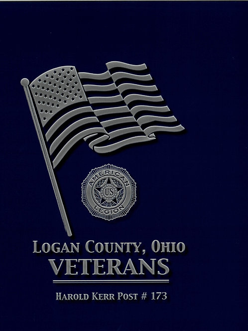 Logan County Ohio Veterans, Harold Kerr Post