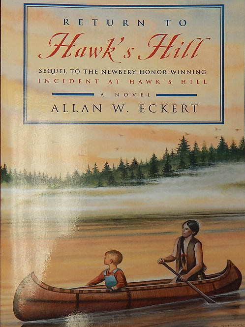 Return to Hawk's Hill