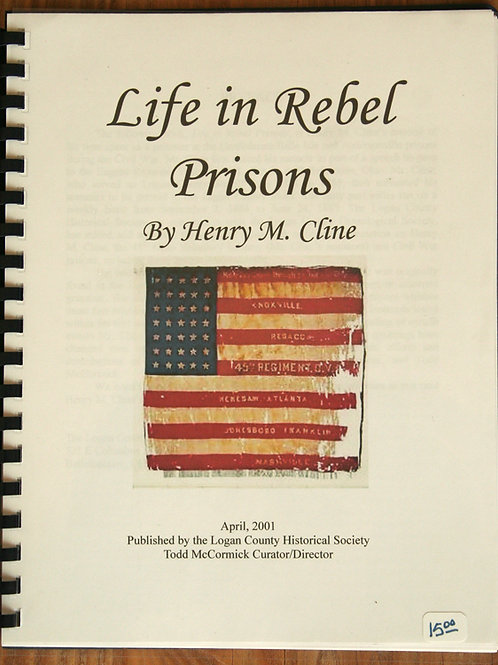 Life In Rebel Prisons -LCHS