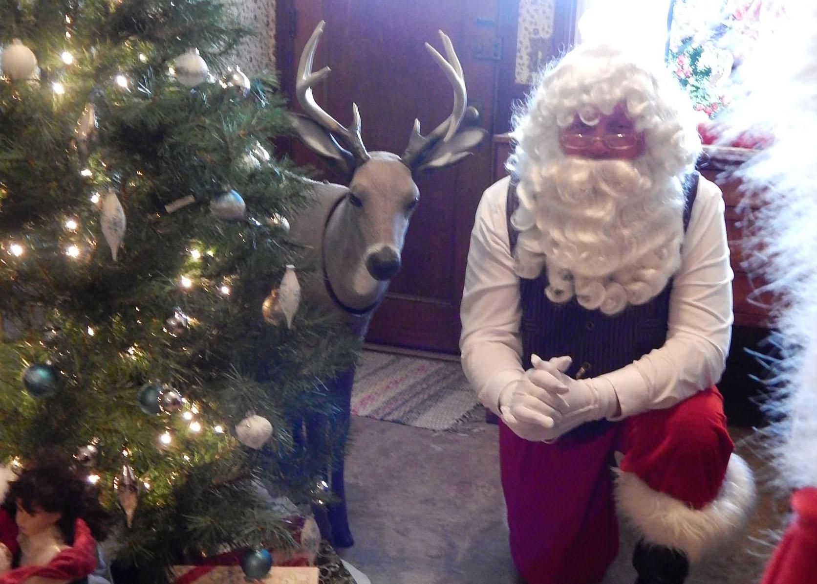 Xmas 2019 w Santa