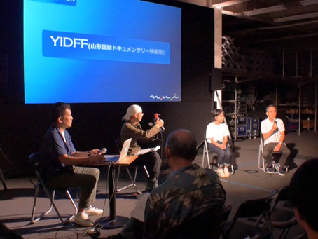 2019/8/9「the Underground Orchestra」talk session