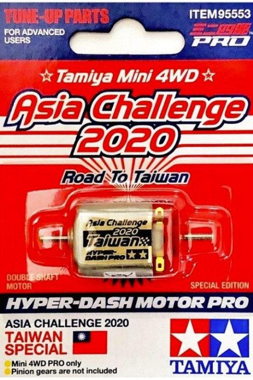 Hyper-Dash Motor Pro Asia Challenge TMAC 2020 Taiwan Special