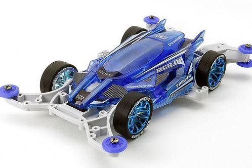 DCR-01 Clear Blue Special (MA Chassis)