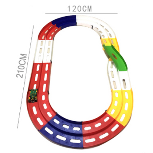 Two Lanes track