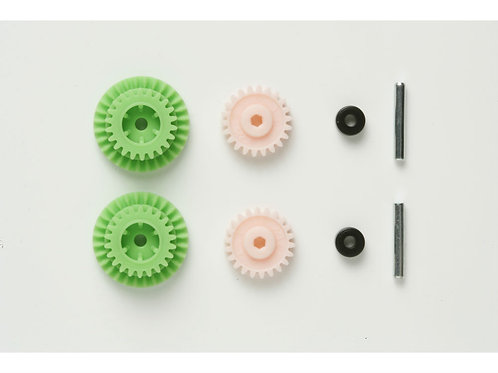 Mini 4WD GP.349 Super fast gear set for MS chassis [6]