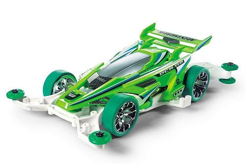 DCR-02 Fluorescent Green Special (MA Chassis)