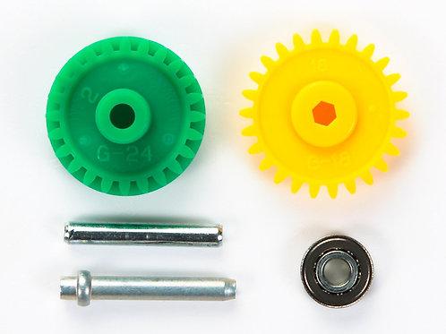 High speed EX counter gear set 3.7: 1)