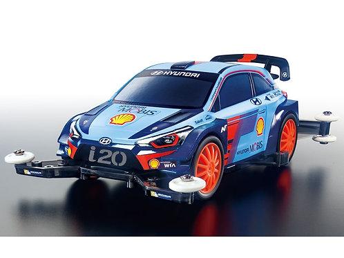 Hyundai i20 Coupe WRC (MA Chassis)