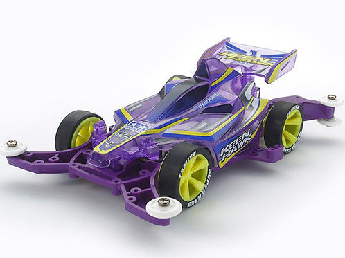 Keen Hawk Jr. Clear Purple Special (MA Chassis)