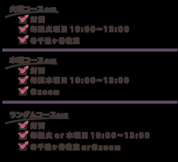 曜日コース.png