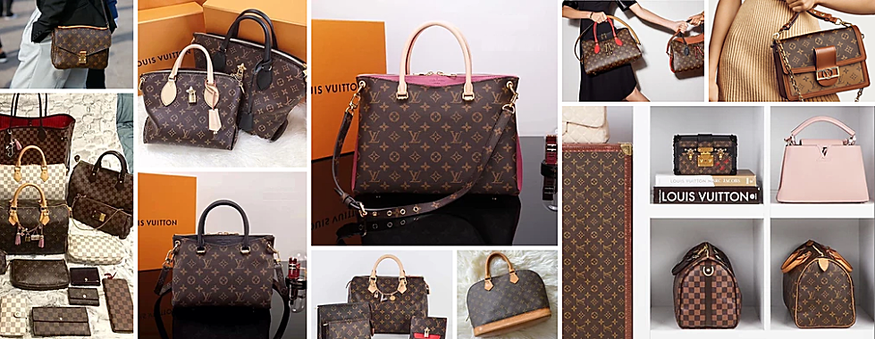 ルイヴィトンのバッグや財布を高価買取