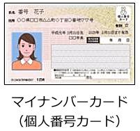 本人確認書類 マイナンバーカード