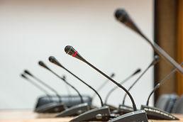 Аренда конференц-системы и микрофонов в Казани, Уфе, Чебокарах, Самаре, Москве
