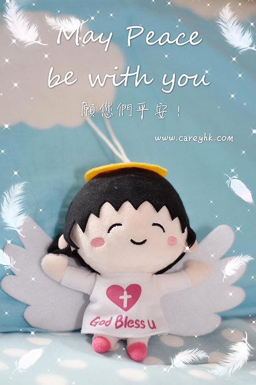 天使公仔 Angel doll
