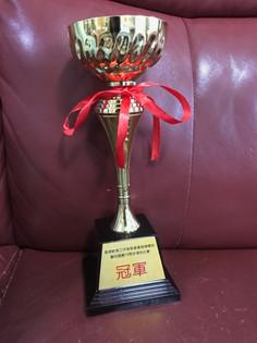 2019 親子填色比賽幼稚園組冠軍