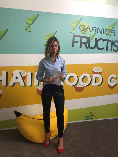 Evenement Garnier Fructis