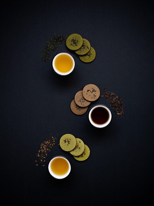 Limited Edition Green Tea Trio