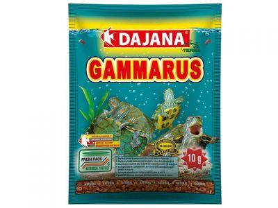 Dajana Gammarus Комплексный корм для аквариумных рыбок