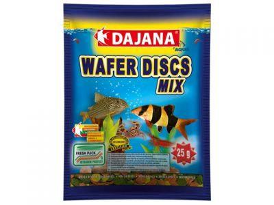 Dajana Wafer Discs Mix Корм диски