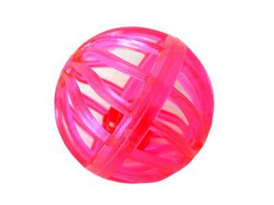 Мяч пластиковый решетчатый