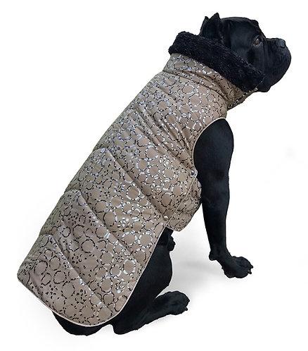 Попона зимняя для средних собак