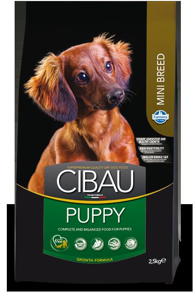 CIBAU PUPPY MINI Корм для щенков мелких пород