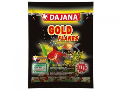 Dajana Gold Комплексный корм для всех видов золотых аквариумных рыбок