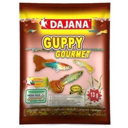 Dajana Guppy Gourmet flakes Комплексный корм для аквариумных рыбок