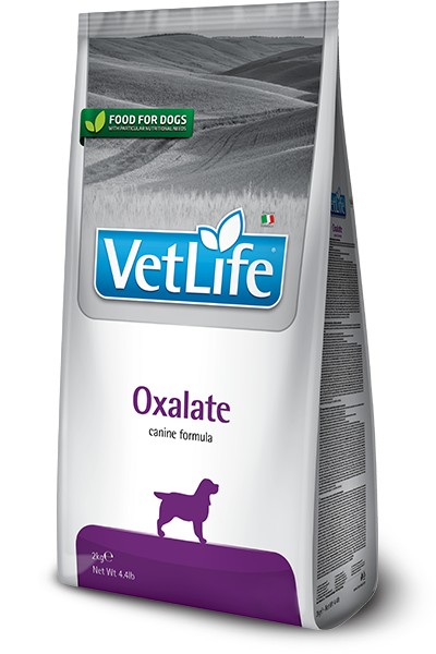 Vet Life Oxalate Ограничение образования уролитов и циститов 2кг