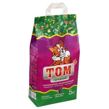 """Наполнитель для кошачьего туалета """"Том"""""""