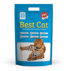Наполнитель для кошек, силикагель Best Cat Blue