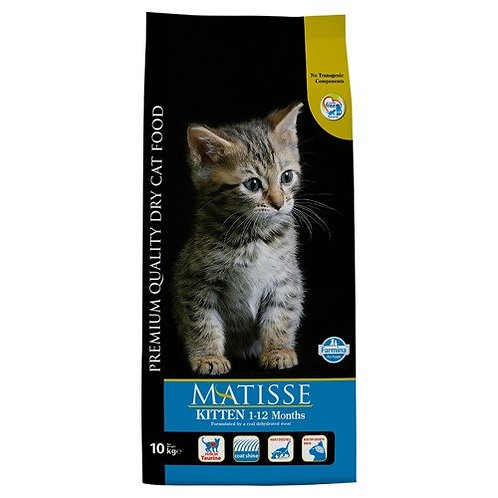 Matisse Kitten Корм для котят, беременных и кормящих кошек 10 кг