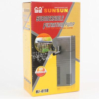 SunSun HJ-411B Погружной фильтр для аквариумов до 50 л.