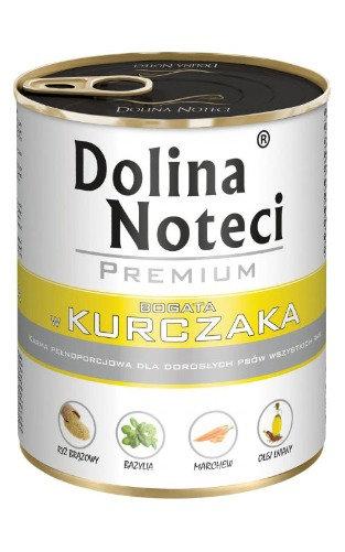 DOLINA NOTECI PREMIUM С КУРИЦЕЙ 800г