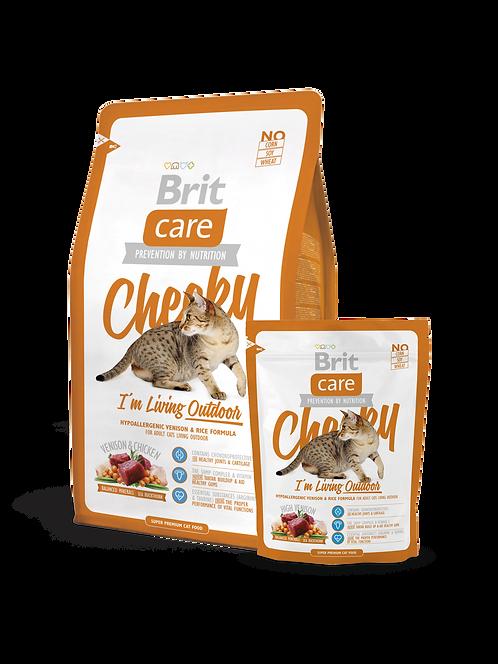 Brit Care Cat Cheeky
