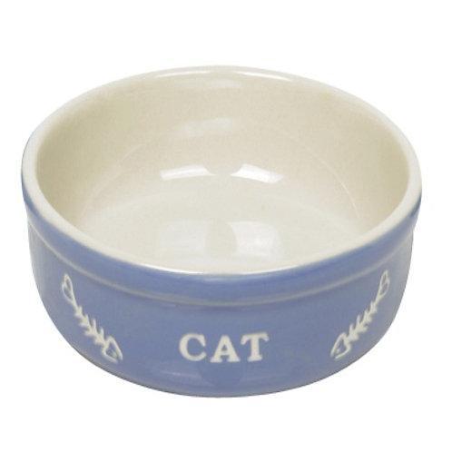 Керамическая миска Cat, 250мл