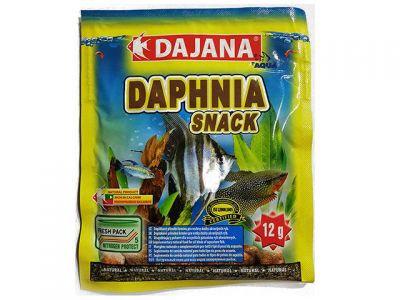 Dajana Daphnia snack Комплексный корм для аквариумных рыбок