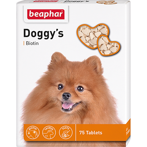 Кормовая добавка Doggy's + Biotine для собак
