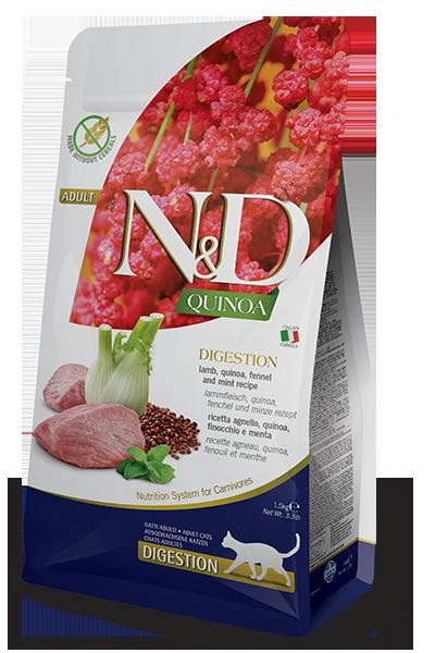 N&D DIGESTION Поддержка пищеварения