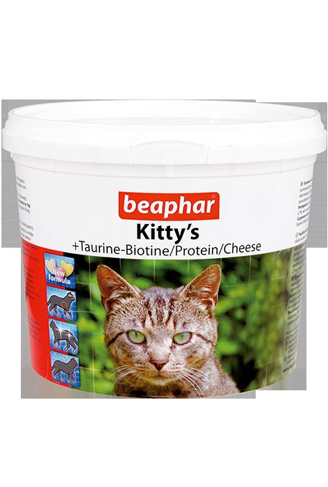 Кормовая добавка Kitty's Mix для кошек 750 таб.