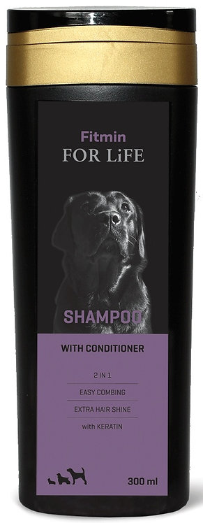 Fitmin For Life Shampoo with Conditioner 2 in 1