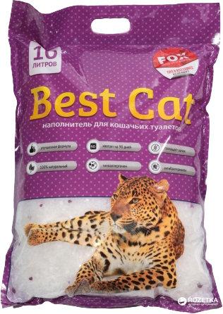 Наполнитель для кошек, силикагель Best Cat Lawanda