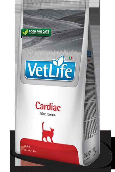 Vet Life Cardiac Для поддержания работы сердца 2кг