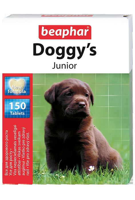 Кормовая добавка Doggy's Junior для щенков