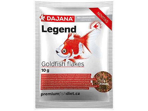 Dajana Legend Goldfish Flakes, 10g